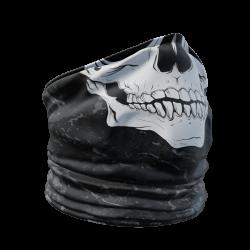 Komin z czaszką