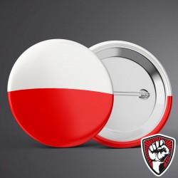 Przypinka - Flaga Polski