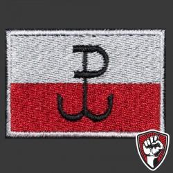 Naszywka Polska Walcząca...