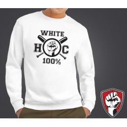 Bluza White hardcore